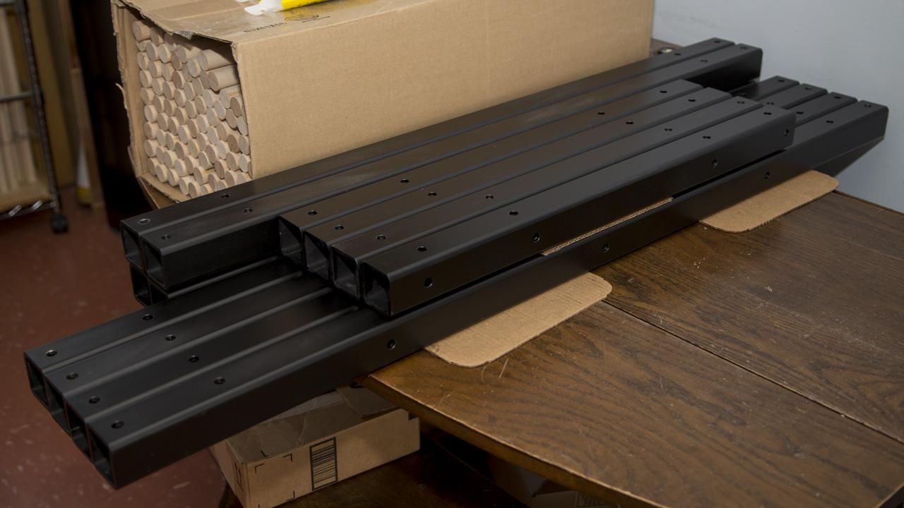 Cnc Mill For Sale >> CNC Build