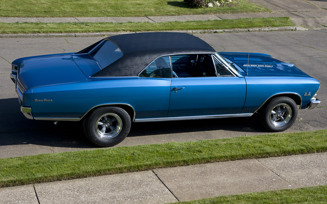 Marks 66 Chevelle SS