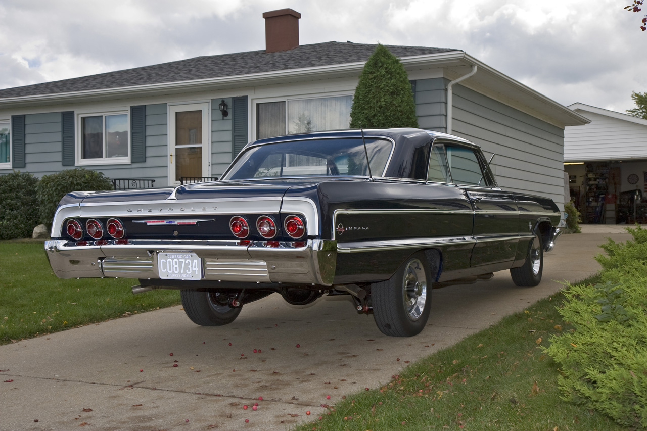 64 Impala SS For Sale